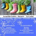 AL Darnets programme janv-fév 2019