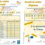 AL Egletons - Programme des vacances de février 2018