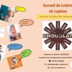 AL Lapleau - Programme des vacances d'avril 2018