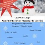 AL Marcillac programme janv-fév 2019