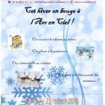 AL Montaignac - Programme des vacances de février 2018