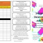 Bulletin d'inscription août 2018 Egletons