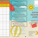 Bulletin d'inscription juillet 2018