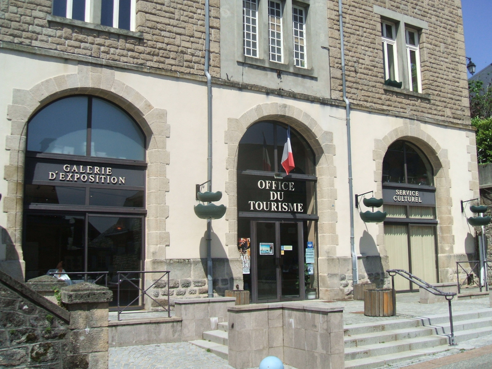 office de tourisme egletons
