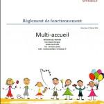 Règlement de fonctionnement du multi-accueil
