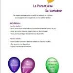 Plaquette de présentation du LAEP