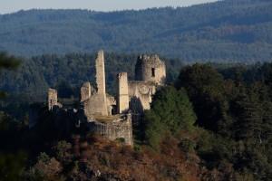 Château de Ventadour (Moustier-Ventadour)